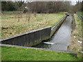 SU8869 : Bull Brook: Bay Road Flood Storage Area by Nigel Cox