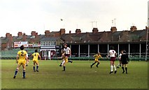 SP7761 : Northampton Town FC playing at the County Ground by Steve Daniels