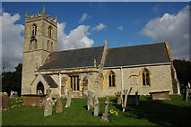 SP1452 : Welford on Avon Church by Philip Halling