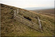 NZ0105 : Mine subsidence by Helen Wilkinson