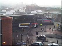 SP0198 : Walsall Bus Station by Adrian Rothery