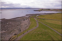 NU1341 : Lindisfarne, Holy Island, Northumberland by Christine Matthews