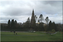 NY3704 : St Mary's Parish Church, Ambleside by David Long