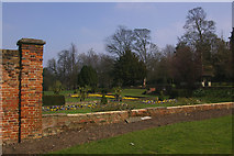 TQ4666 : Priory Gardens by Ian Capper