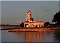 SK9306 : Normanton Church by John Webber