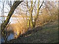 TL3369 : Bankside - Drayton Lagoon by Given Up