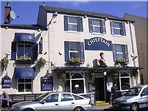 SD4364 : Chieftain Hotel, 24, Pedder Street by Robert Wade