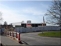 TM1542 : New ASDA superstore (sic) under construction by Oxymoron