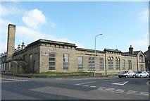 SE0724 : Maple Works, Parkinson Lane, Halifax by Humphrey Bolton