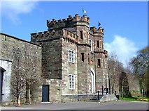 W6571 : Gatehouse, Cork City Gaol, Cork City by Richard Fensome
