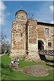 TL9925 : Colchester Castle by Julieanne Savage