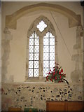 SU6462 : Typical village church interior by Given Up