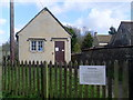 SP2802 : Clanfield Telephone Exchange, Oxon by David Hillas