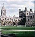 SP5106 : Christ Church College, Oxford by M J Richardson
