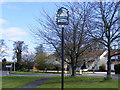 TM1349 : Claydon Village Sign by Adrian Cable