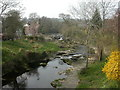 SJ1800 : Berriew, River Rhiw by Mike Faherty