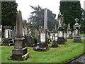 SP1284 : Yardley Cemetery by Robin Stott