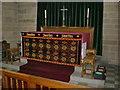 SD5289 : St Marks Church, Natland, Altar by Alexander P Kapp