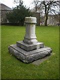 SD5192 : Holy Trinity Church, Kendal, Sundial by Alexander P Kapp