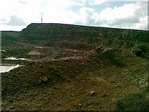 SD7148 : Waddington fell quarry by Jetcat98