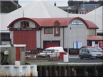 NO6440 : Arbroath Lifeboat Shed by Kevin Bruce