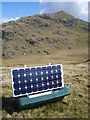 SD2294 : Solar Panel, Brown Haw by Michael Graham