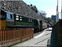 SH4862 : Welsh Highland Railway by Eirian Evans