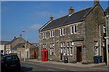 NO3009 : Ladybank Post Office by Jim Bain