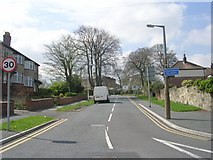 SE2534 : Armley Grange Drive - Stanningley Road by Betty Longbottom
