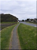 SS2006 : Bude, path and tramway remains by Glen Denny