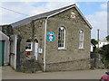 SX0854 : Former chapel, Tywardreath, Cornwall by Dr Neil Clifton