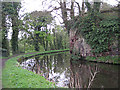 SO8380 : Sharp & narrow bend on the S & W Canal by Row17