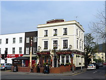 TQ3266 : Bedford Tavern Public House by Peter Trimming
