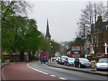 TQ3473 : Lordship Lane by Chris Gunns