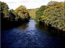 NZ0120 : River Tees by Paul Gregory