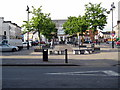 R2733 : The Square, Newcastle West, Co. Limerick by Harold Strong