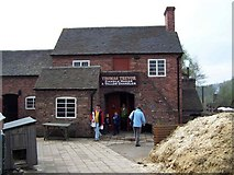 SJ6903 : Candlemaker's House, Blists Hill by Geoff Pick
