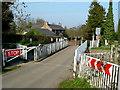 SP7089 : Foxton swingbridge by Jonathan Billinger