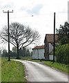 TF4806 : A Farm on Kirkhams Lane by Evelyn Simak