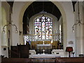 TM3865 : Altar St.Mary's Church, Kelsale by Adrian Cable