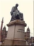NS5965 : James Watt George Square by Lynn M Reid