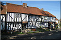 TQ6171 : Church Cottages, Church Street, Southfleet, Kent by Oast House Archive