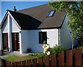 NM7616 : Creel Cottage Balvicar by Gavin Rae