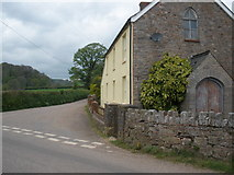 ST0619 : Converted Chapel, near Holcombe Rogus by Roger Cornfoot