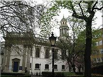 TQ2882 : St Marylebone Parish Church, London by Richard Rogerson