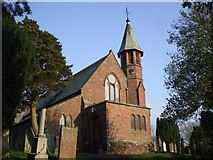 NY0106 : St John's Church, Beckermet by John Lord