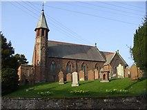 NY0106 : Church of St John, Beckermet by John Lord