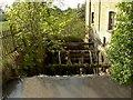 TL2138 : Old Waterwheel Bowman's Mill Astwick by Dylan Mills