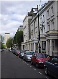 TQ2978 : Winchester Street Pimlico by PAUL FARMER