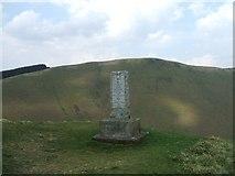 NT0612 : John Hunter Memorial by Iain Russell
